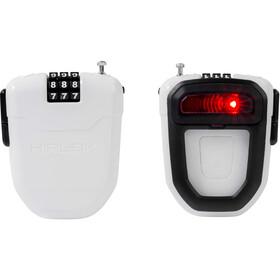 Hiplok FLX Schloss mit integriertem LED-Licht weiß